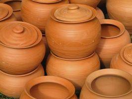 Cómo cocinar con ollas de barro-terracota