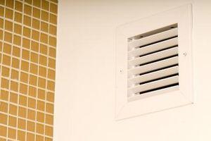 Tamaño de la habitación para los filtros de carbón