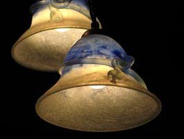 Cómo agregar una segunda lámpara de techo