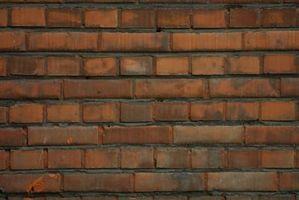Cómo hacer una pared de ladrillo cara