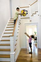 Cómo calcular el laminado para escaleras