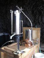 Sobre destiladores de aceites esenciales