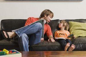 Sofás tradicionales para una habitación familiar