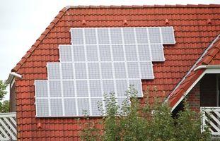 Suministros para paneles solares
