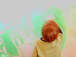 Ideas de murales para habitaciones de niños
