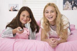 Ideas creativas para habitaciones de niña adolescente