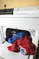 ¿Qué ocurre con una ropa secadora cuando calienta pero no gira el tambor?