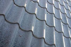 Peso de acero para techos