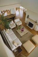 Pautas para la decoración de salas de estar