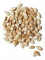 Cómo preparar las semillas de calabaza para loros