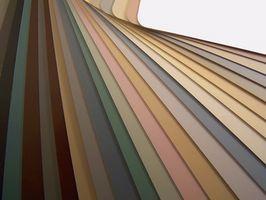 Decoración de colores y Estados de ánimo