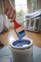 Colores de pintura interior para una histórica casa americana temprana
