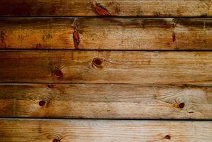 Opciones más saludables para acabados de piso de madera