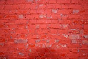 Cómo renovar chimeneas de ladrillo rojo