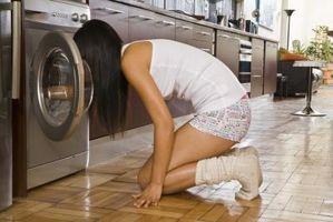 Solución de problemas de un Neptuno Maytag secadora