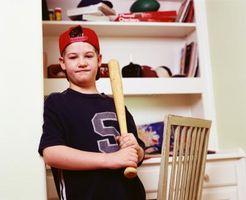 Cómo diseñar béisbol dormitorio un niño
