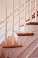 Formas adecuadas para recortar las escaleras