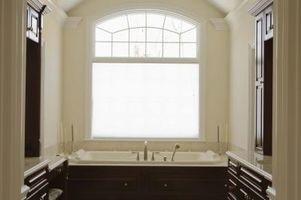 Ideas de remodelación de baño hermosa