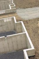 Cómo calcular yardas de concreto para el sótano