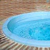 Cómo construir una bañera de hidromasaje sobre el terreno