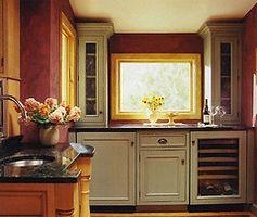 Cómo pintar gabinetes laminados