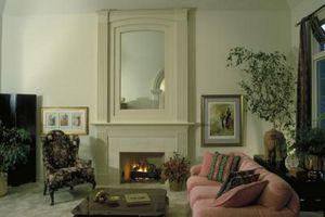 El uso de énfasis en diseño de interiores