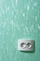 ¿Qué tipos de texturas existen paredes de pintura?