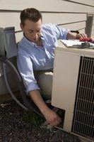 Cómo recuperar el refrigerante de un sistema HVAC