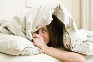Cómo mantenerse caliente con mantas