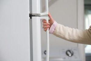 Cómo pintar un refrigerador