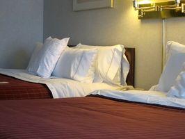 Cómo hacer correctamente una cama con sábanas de
