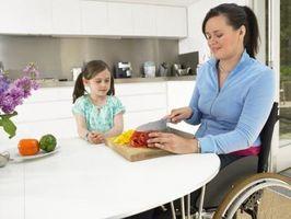 Cómo obtener ayuda para hacer su hogar sillas de ruedas