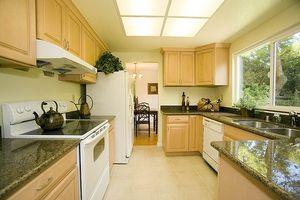 Definir una cocina de Galera