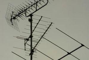 Cómo mantener aves de antenas de TV