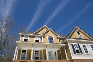 ¿Cómo reparar una casa que se hunde