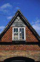 Opciones de aislamiento áticos de casas viejas