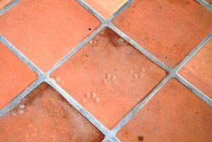 Cómo Refinish azulejo de Saltillo