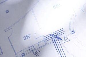 Cómo dibujar una línea de corte en AutoCAD