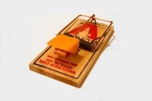 ¿Cómo funciona un Mouse Trap?