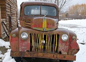 Cómo restaurar carros antiguos