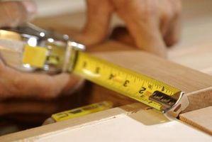 Cómo construir una mecedora de madera rustica
