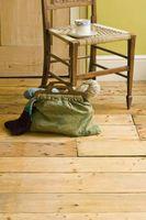 ¿Puedo nivelar pisos de madera con compuestos para nivelar?