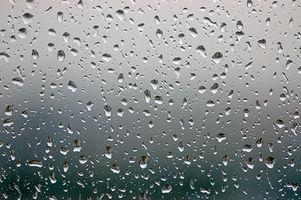 Cómo utilizar el agua de lluvia en su hogar