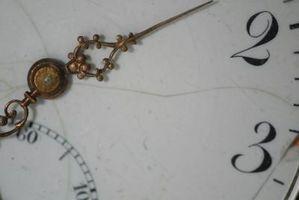 Instrucciones para un reloj de aniversario Kundo 400 día