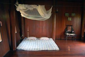 Dosel Ideas de decoración para la habitación de una niña