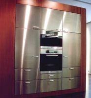 Cómo quitar rayones de electrodomésticos de acero inoxidable