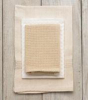 ¿Cómo doblar una toalla como un bolsillo