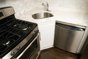 ¿Sal como parte de detergente para lavavajillas casero: corroen el lavavajillas?