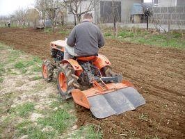 Cómo deshacerse de tractores de jardín