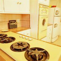 Electrodomésticos de cocina de los años 60
